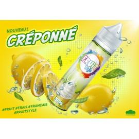 E LIQUIDE CREPONNÉ 50ml/0mg + Nico10