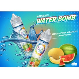 e liquide Water Bomb 50ml/0mg + Nico10