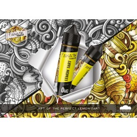 e liquide Lemon Tart 50ml/0mg + Nico10
