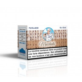 Macchiato 10 x 10 ML 0mg