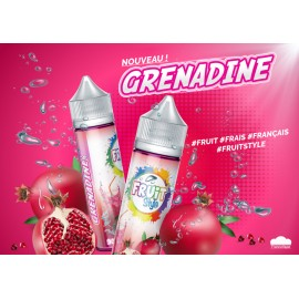 Grenadine 50ml + Nico10