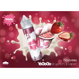YoGoGo Strawberry 50 ml + 3 mg