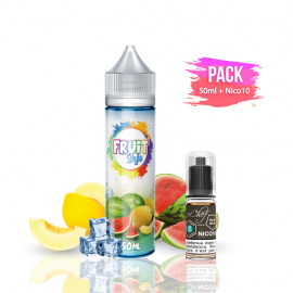 PACK WATER BOMB 50ml/0mg + Nico10