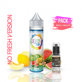 PACK WATER BOMB NO FRESH 50ml/0mg + Nico10